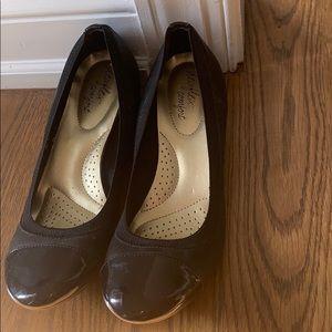Ballet flats shoes